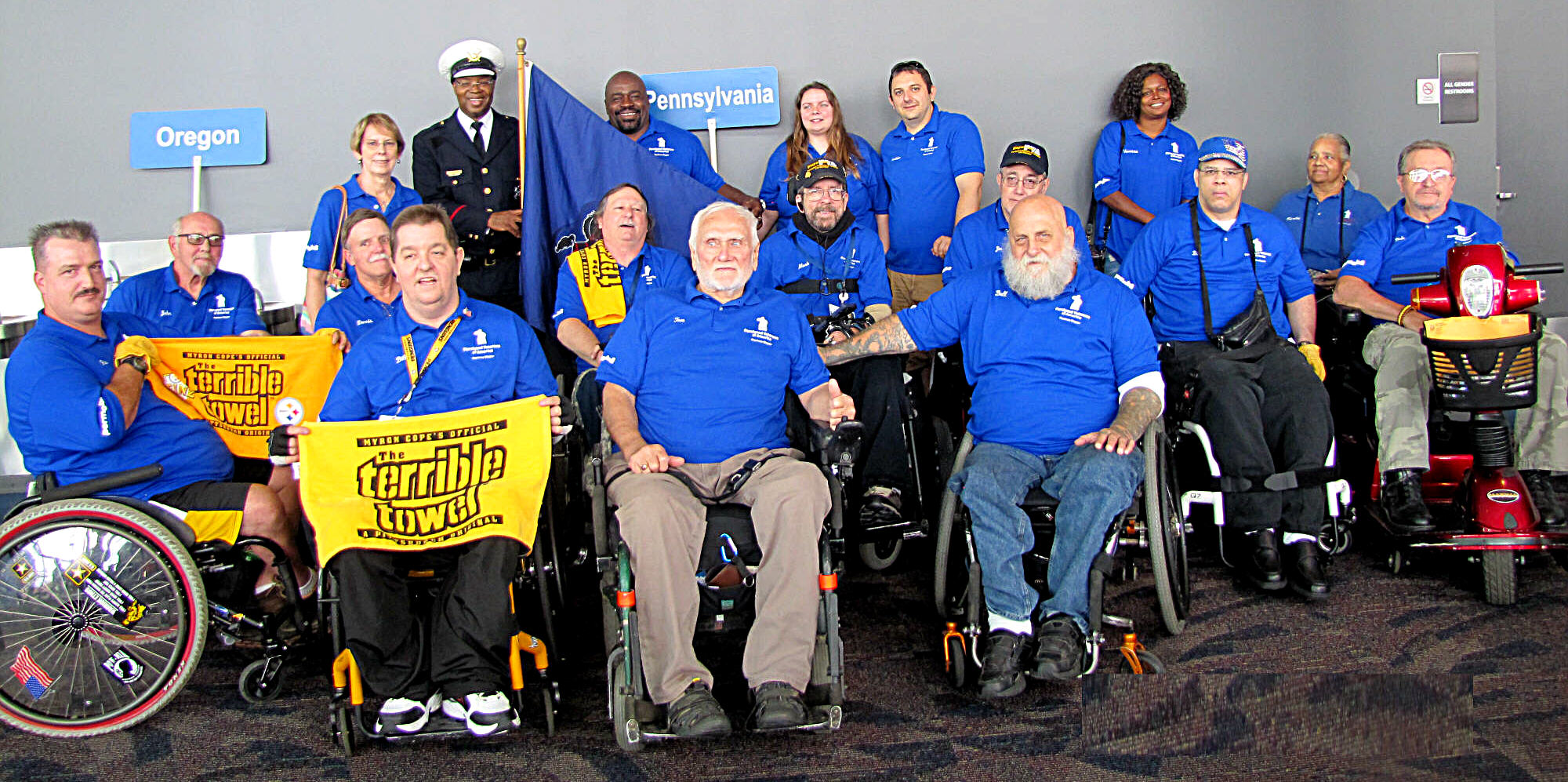 keystone pva wheelchair athletes earn 56 medals at annual games