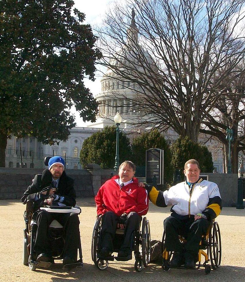 Paralyzed Veterans of America – Keystone Chapter